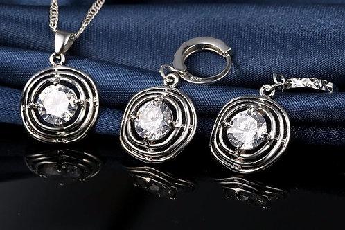 Bijoux Circles Set