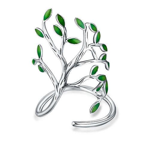 Tree Adjustable Ring