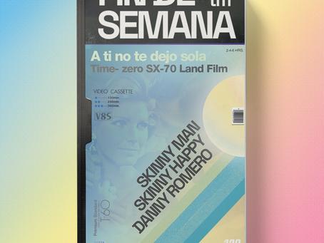 """SKINNY MAN ESTRENA """"FIN DE SEMANA"""" EN COLABORACIÓN JUNTO A DANNY ROMERO"""
