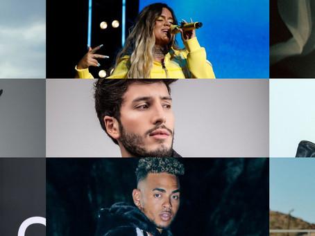 """las Nominaciones al """"Premio Lo Nuestro"""" 2021, que Celebra la Música, Resilencia y Esperanza"""