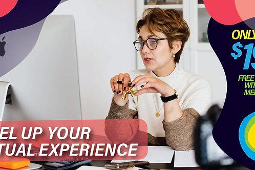 Be a Virtual Pro Workshop