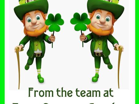 St Patricks day - The Shamrock