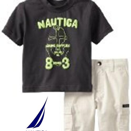 Nautica 兒童兩件套裝