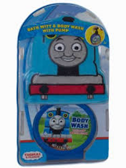 Thomas & Friends 泡泡沐浴液連手套套裝 200ml