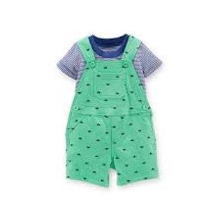 Carter's 嬰兒二件套裝