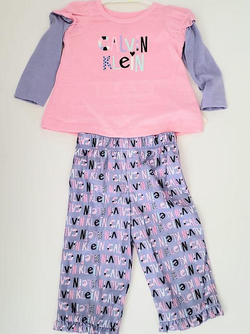 Calvin Kelin 女童睡衣套装