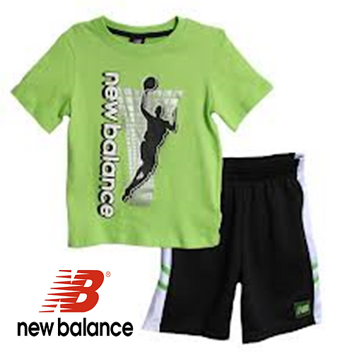 New Balance 嬰幼兒兩件套裝