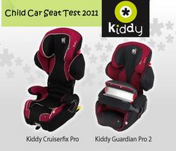 Kiddy嬰兒安全椅及手推車系列