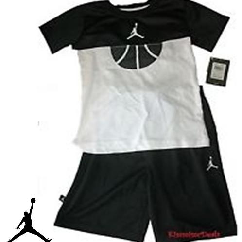 Michael Jordan Jumpman 兒童兩件套裝