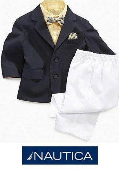 Nautica 兒童西裝3件套裝