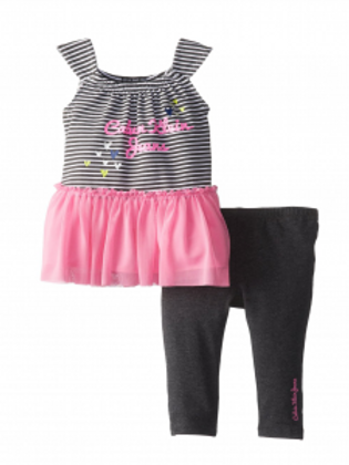 Calvin Klein 兒童兩件套裝