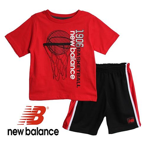 New Balance 兒童兩件套裝
