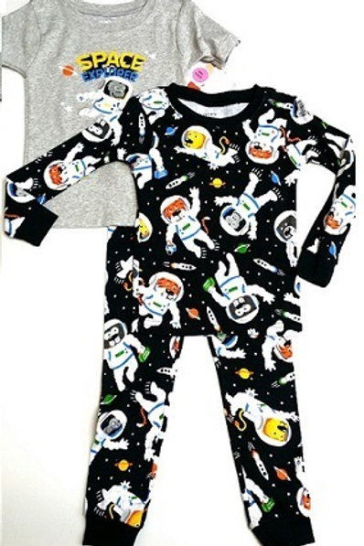 Carter's 兒童睡衣三件套裝