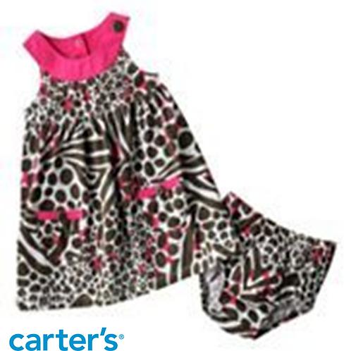 Carter's 嬰幼兒兩件套裝 (連打底褲)