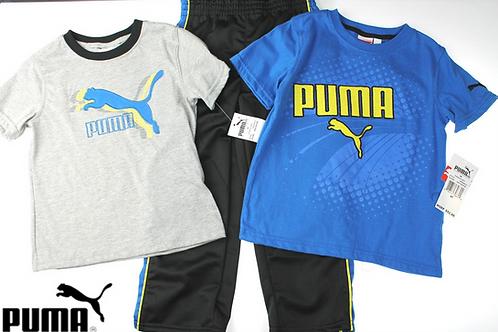 Puma 嬰幼兒三件套裝