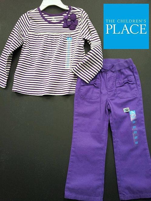 The Children's Place 嬰幼幼兒兩件套裝