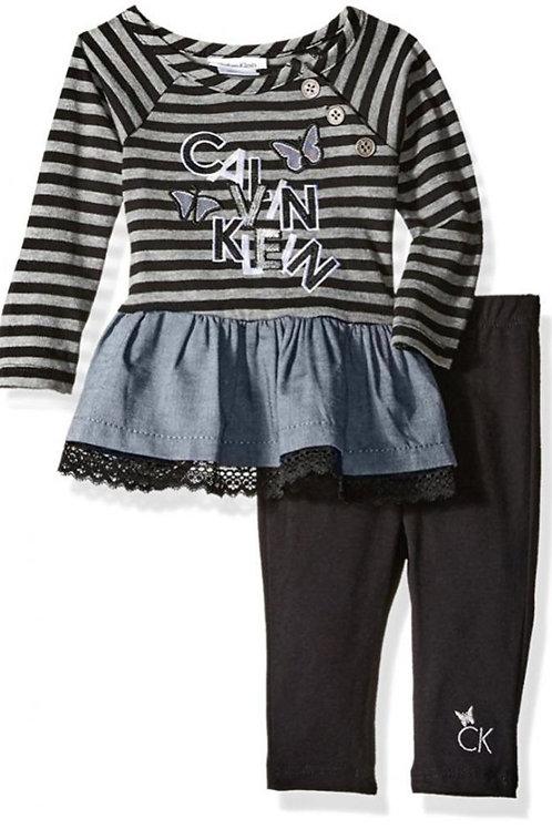 Calvin Klein 女仔兩件套裝