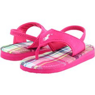 Ralph Lauren 舒適沙灘涼鞋