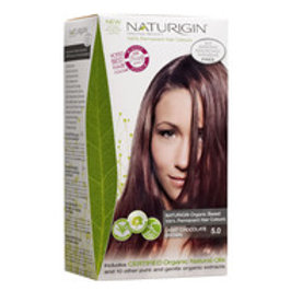Naturigin Hair Dye-Chocolate Brown5.0天然修護精華染髮-褐色5.