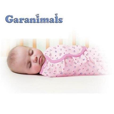 Garanimals SwaddleMe 嬰兒包巾