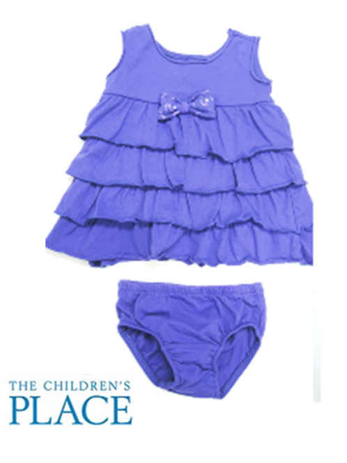 The Children's Place 嬰幼兒兩件套裝