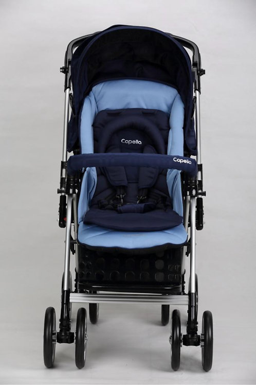 Capella S-707T 雙向豪華型嬰兒車 (附軟墊及頭枕 )