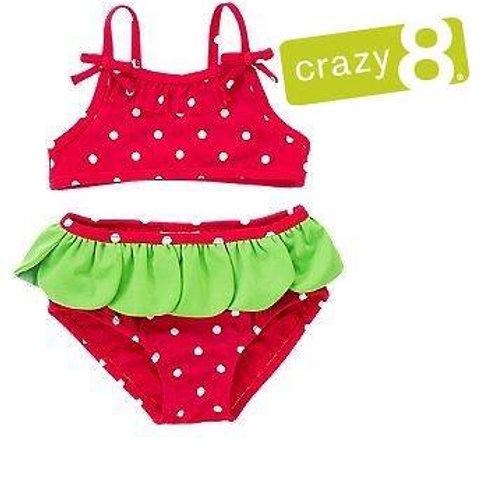 Crazy8 幼兒全套兩件泳衣