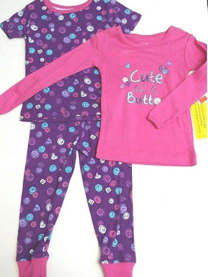 The Children's Place 兒童睡衣三件套裝
