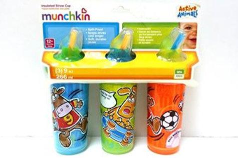 Munchkin 飲管學習水杯三隻庄