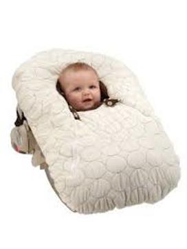 Nojo嬰兒手推車或汽車坐椅保暖袋套