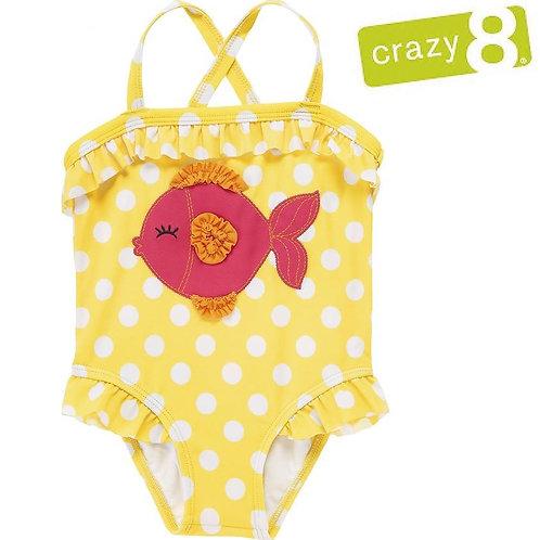 Gymboree 幼兒全件泳衣