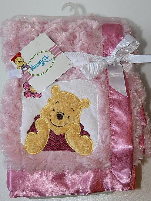 Disney Winnie the Pooh 毛毯仔