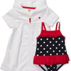 Carter's 嬰幼兒1套兩件泳衣套裝