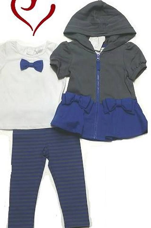 Baby Esssential 嬰幼兒三件套裝
