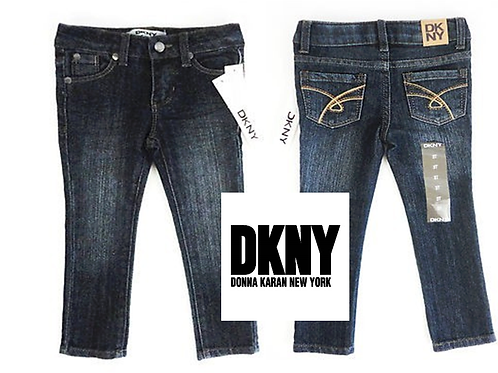 DKNY 兒童牛仔褲單件( 洗水 )