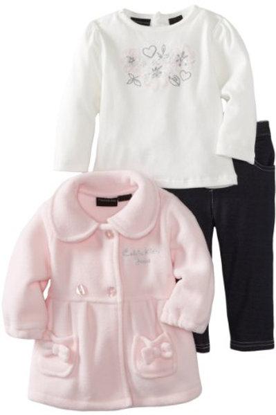 Calvin Klein 嬰兒三件套裝