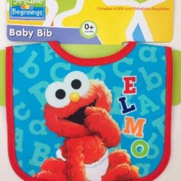 Sesame Elmo 防水面圍巾