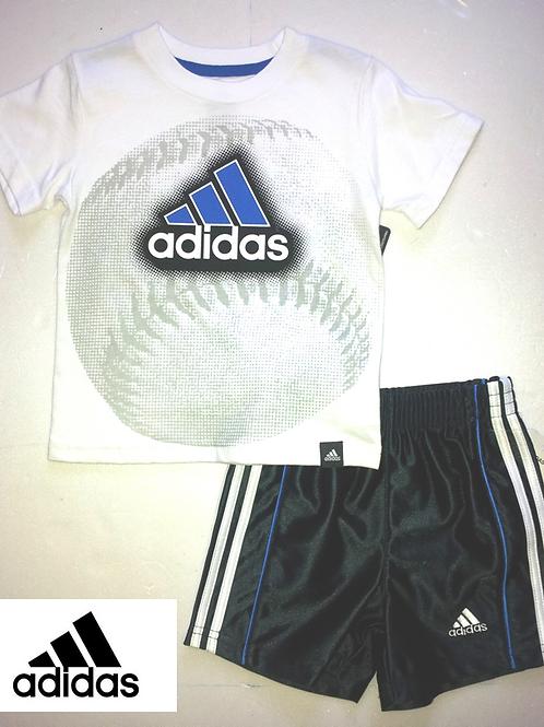 Adidas 嬰幼兒兩件套裝