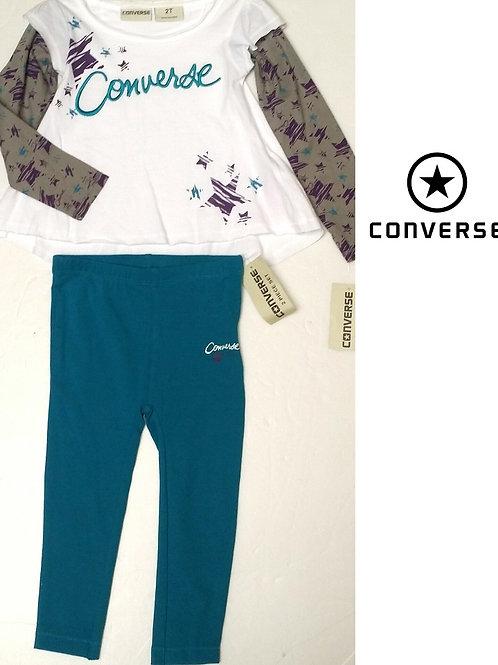 Converse 嬰幼兒兩件套裝