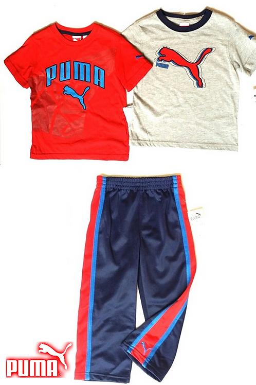 Puma 嬰幼兒三件套裝 ( 3T歲)
