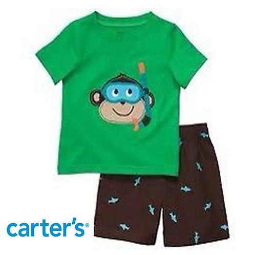 Carter's 嬰兒兩件套裝