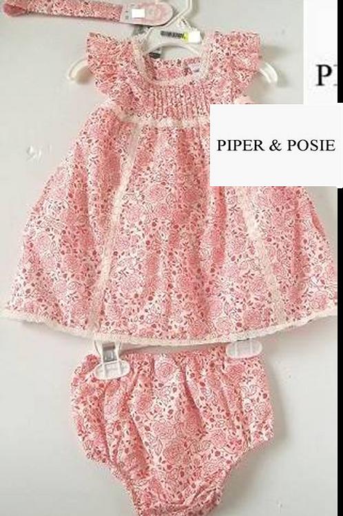 Piper & Posie 幼兒兩件套裝 (連打底褲)
