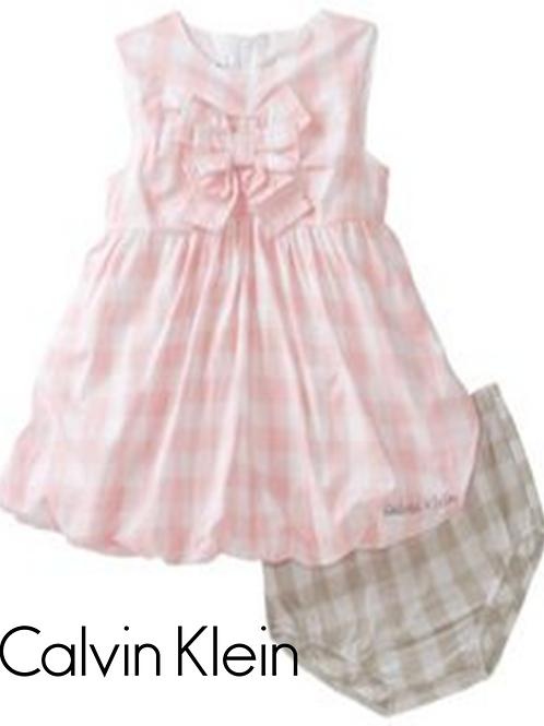Calvin Klein 嬰兒兩件套裝