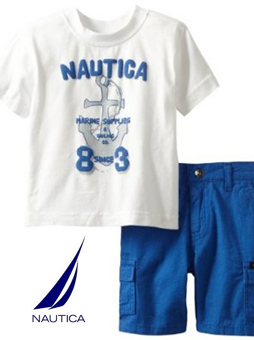 Nautica 嬰幼兒兩件套裝