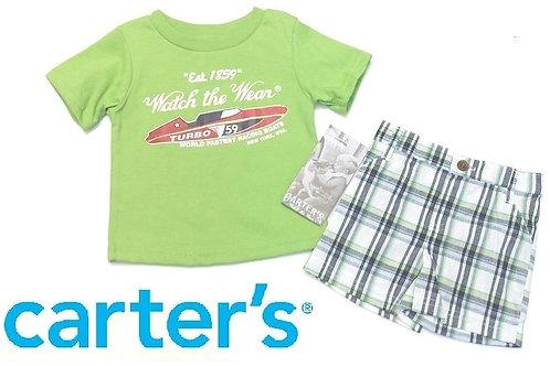 Carter's 嬰幼兒兩件套裝