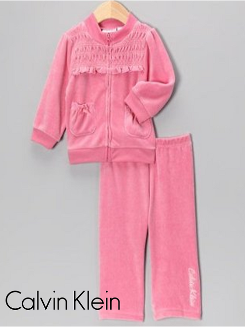Calvin Klein 嬰幼兒兩件套裝(12M月)