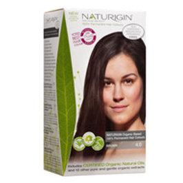 Naturigin Hair Dye-Brown4.0 天然修護精華染髮-棕色 4.0
