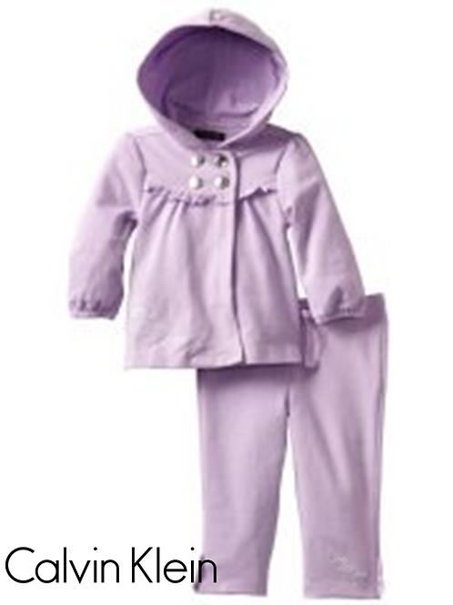 Calvin Klein幼兒兩件套裝(2T歲)