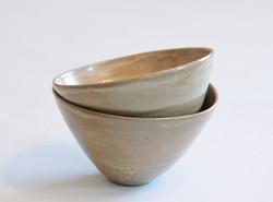 Grayish bowl