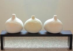"""Tiny Vases (5""""x4""""x4"""")"""
